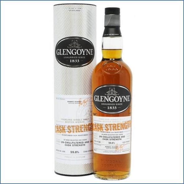 Glengoyne Cask Strength - Batch 6 70cl 59.8%