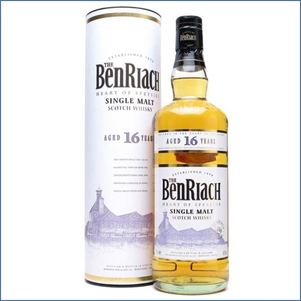 Benriach 16 Year Old 70cl 40%