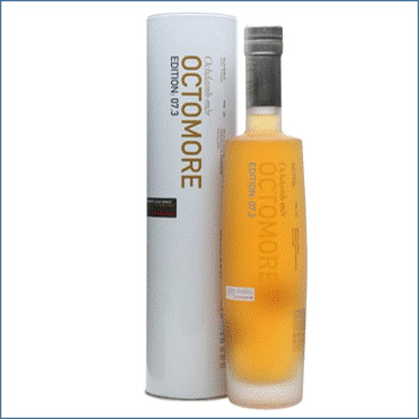OCTOMORE 7.3 2010 EDITION  5 Year Old Islay Barley 70cl 63%