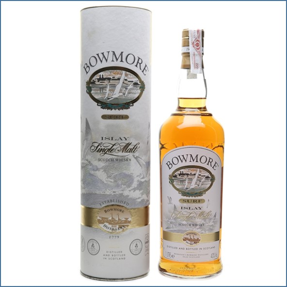 Bowmore Surf Travel Retail Exclusive 100cl 40%
