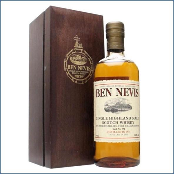 Ben Nevis 26 Year Old 1975 70cl 53.8%
