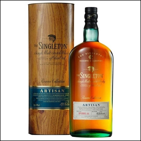 The Singleton of Glen Ord Artisan 2014 100cl 40% 蘇格登大師精選 Artisan