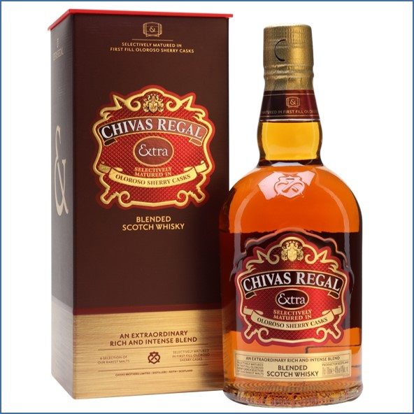 Chivas Regal Extra 2015 Blended Scotch Whisky 70cl 40%