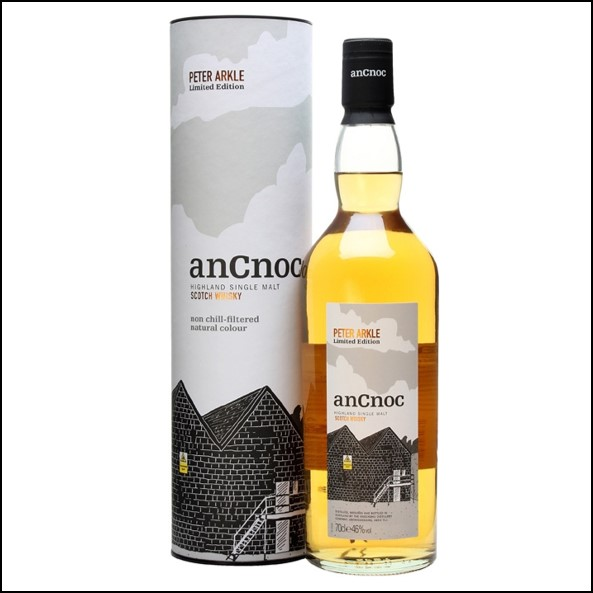 An Cnoc Peter Arkle  4rd Edition Warehouses 70cl 46%