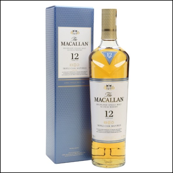 收購麥卡倫12年 Fine Oak-單盒版/ Macallan Fine Oak 12 Year Old 70cl 40%