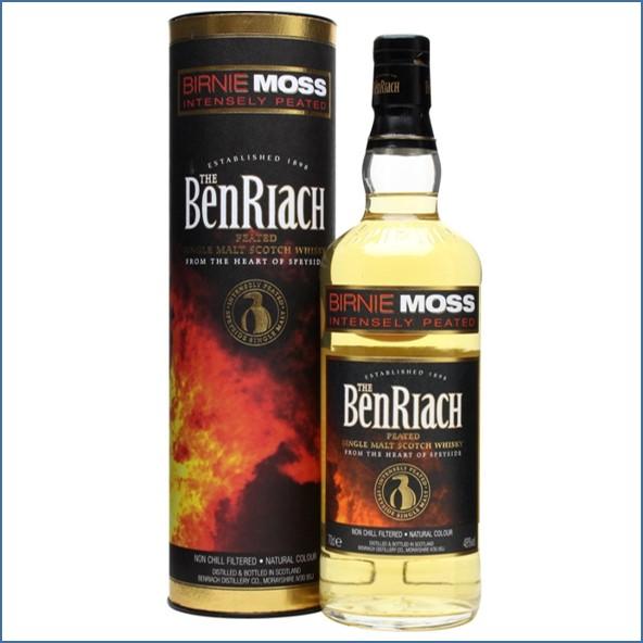 BenRiach Birnie Moss Intensely Peated 70cl 48% 伯尼莫斯重泥煤