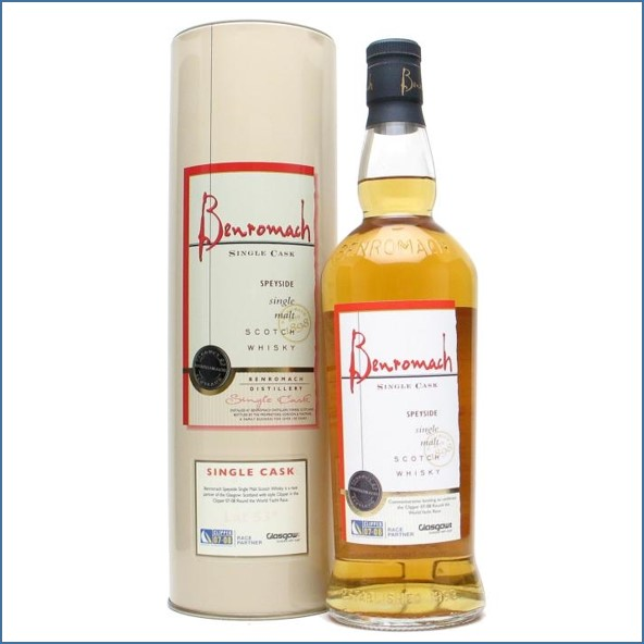 Benromach 1999 Latitude 53' Second Release 70cl 53%