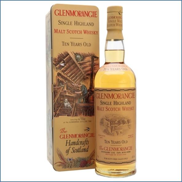 GLENMORANGIE 10 YEAR OLD 150 Years (1843-1993)