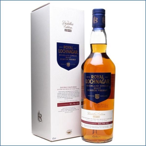 Royal Lochnagar 1996 Distillers Edition 2008 70cl 40%