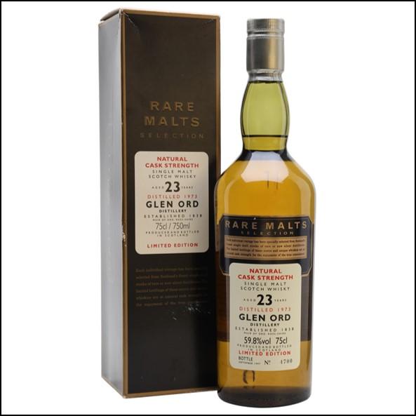 GLEN ORD 1973  23 Year Old Rare Malts 75cl 59.8%