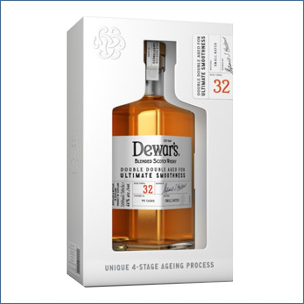 Dewar's Double Double 21 Year Old 37.5cl 46%