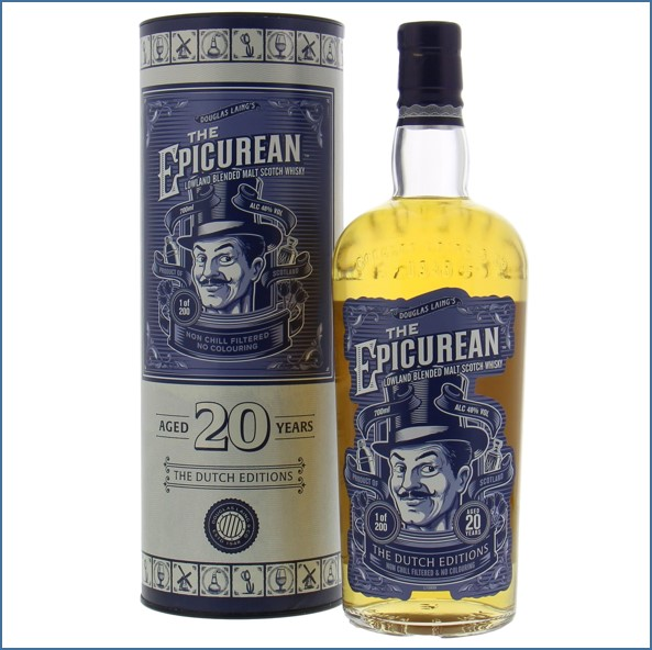The Epicurean 20 Years Old 2017 70cl 48%