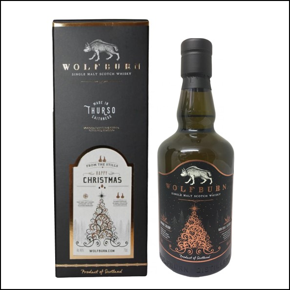 Wolfburn From the Stills - Christmas 2019 70cl 46%
