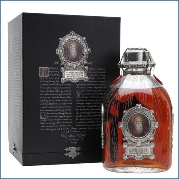 Grand Old Parr Elizabethan Edition 11 Blended Scotch Whisky 82cl 43%