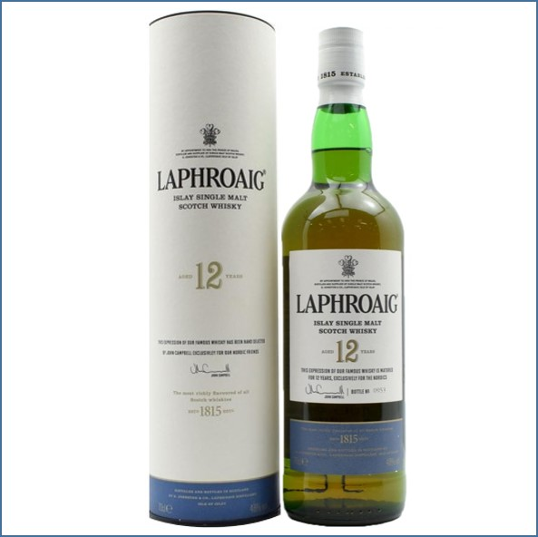 Laphroaig 12 Years Old 2014 70cl 48%