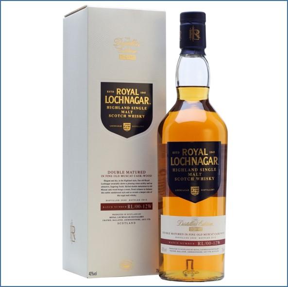 Royal Lochnagar 2000 Distillers Edition 2012 70cl 40%