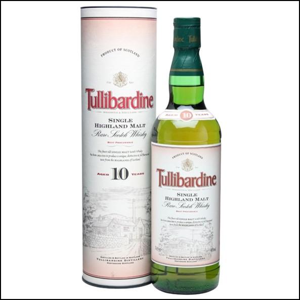 Tullibardine 10 Year Old 70cl 40%