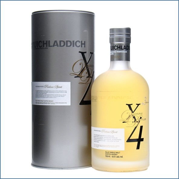Bruichladdich X4+3 75cl 63.5%