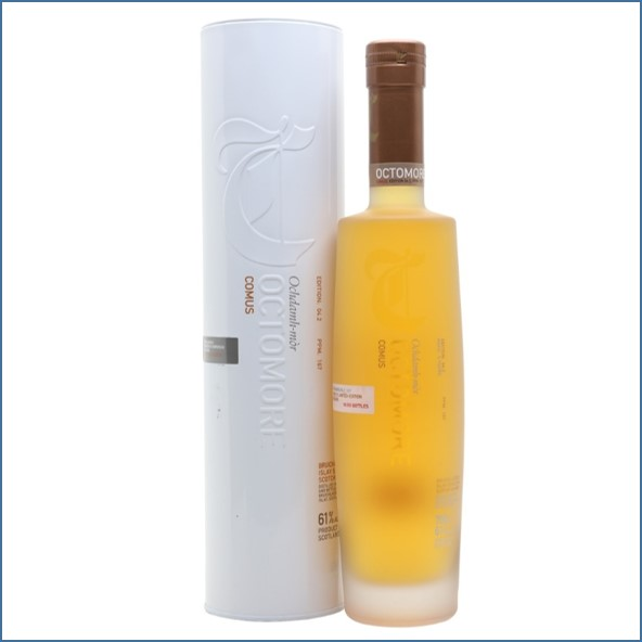 OCTOMORE 4.2 5 Year Old Edition Comus 70cl 61%