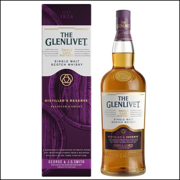 The Glenlivet Triple Cask Matured Distillers Reserve 100cl 40%