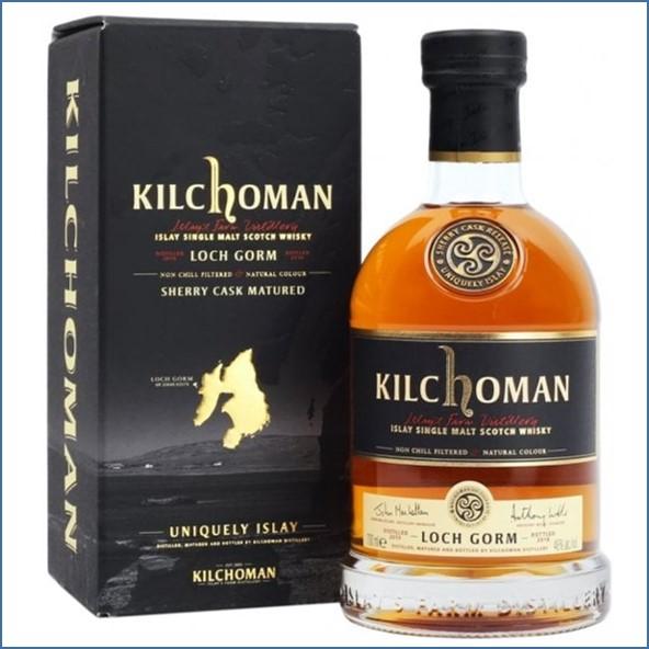 Kilchoman Loch Gorm 2010  Sherry Cask  Bottled 2016 70cl 46%