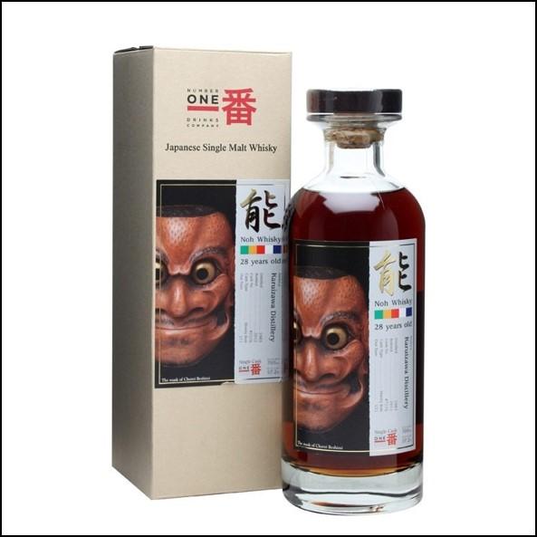 輕井澤威士忌 能  28年