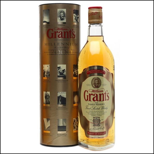 Grant's Family Reserve Bottled 1990s 70cl 40%