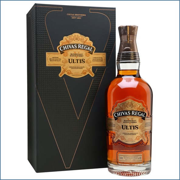 Chivas Regal Ultis Blended Malt 70cl 40%