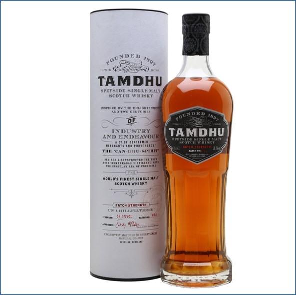Tamdhu Batch Strength Batch No.3 70cl 58.3%
