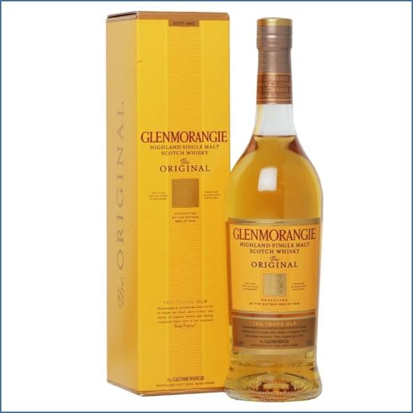 Glenmorangie 10 Year Old Original 70cl 40%