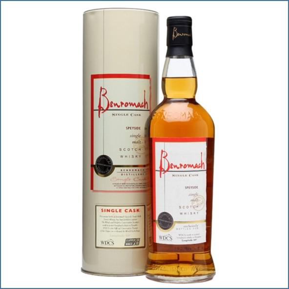 收購百樂門8年威士忌,百樂門8年威士忌收購,Benromach 8 Year Old Sherry Cask WDCS Longitude 80proof 70cl 45.7%