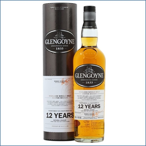 Glengoyne 12 Year Old 70cl 43%