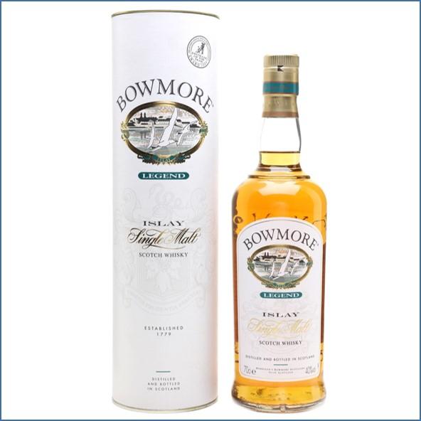 Bowmore Legend - Old Bottling 70cl 40%
