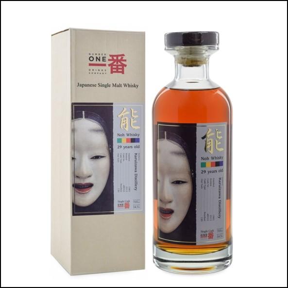 輕井澤威士忌 能  29年