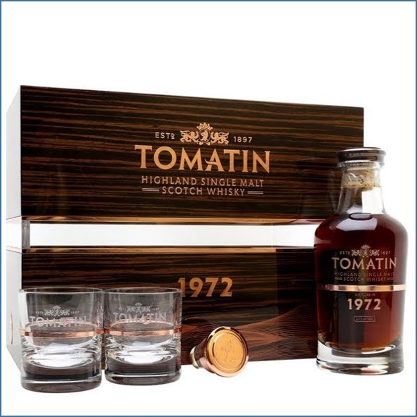 Tomatin 1972 41 Year Old Warehouse 6 Collection 70cl 42.1%