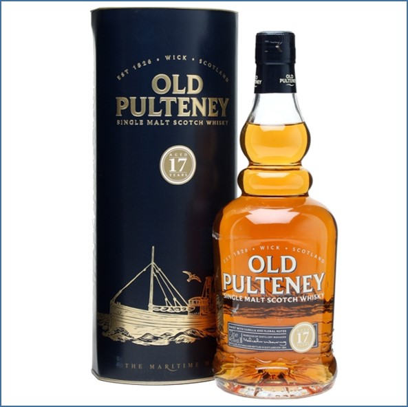 Old Pulteney 17 Year Old 70cl 46%