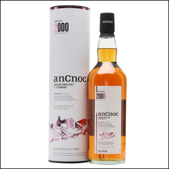AnCnoc  2000 70cl 46%