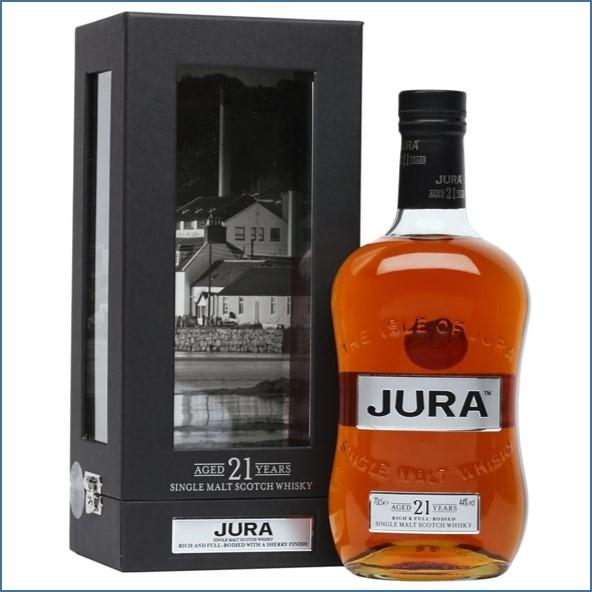 Isle of Jura 21 Year Old 70cl 44%