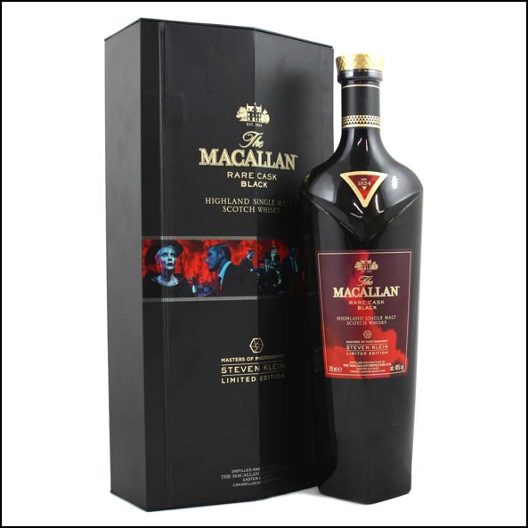 收購麥卡倫/Macallan Rare Cask Black Masters Of Photography Steven Klein 70cl 48%