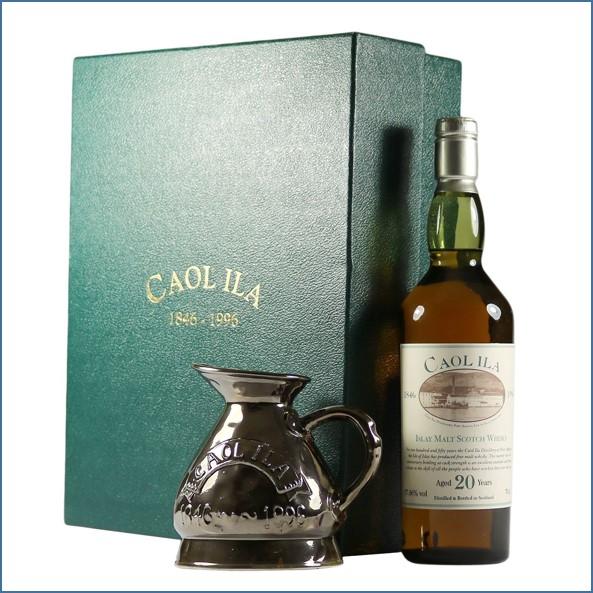 CAOL ILA 20 YEAR OLD 150th Anniversary 70cl  57.86%