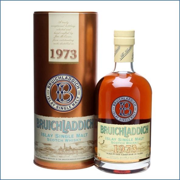 Bruichladdich 30 Year Old 1973 70cl 40.2%