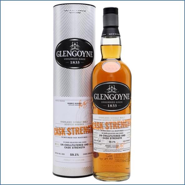Glengoyne Cask Strength - Batch 5 70cl 59.1%