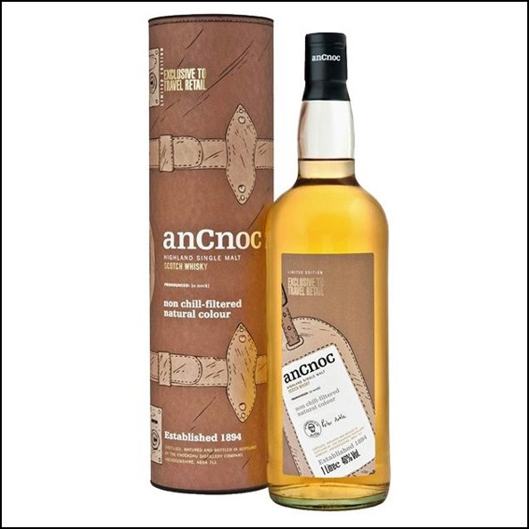 AnCnoc Peter Arkle Limited Edition 100cl 46%