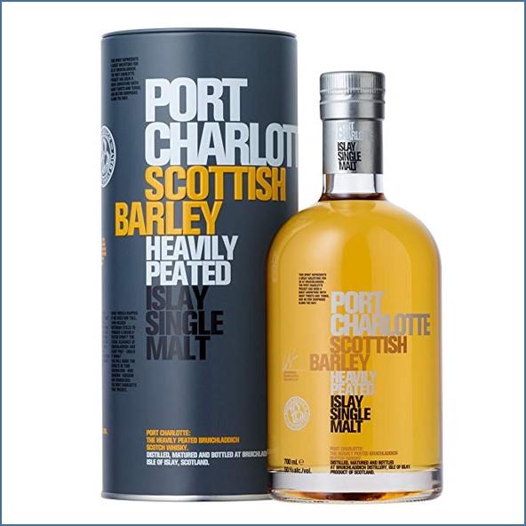 布萊迪收購 Port Charlotte Scottish Barley 70cl 50%