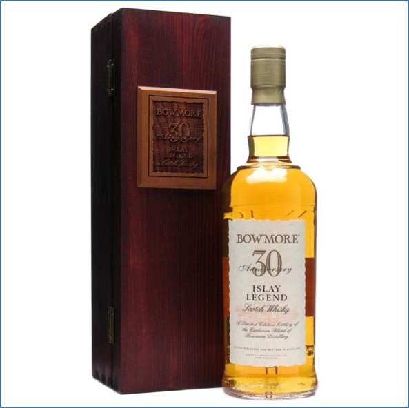 Bowmore 30 Year Old 30th Anniversary Blend 'Islay Legend' 70cl 40%