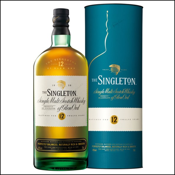 The Singleton of Glen Ord 12-year-old 70cl 40% 蘇格登12年收購Glen Ord