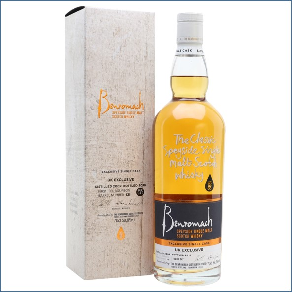 Benromach 2009 UK Exclusive 70cl 59.8%