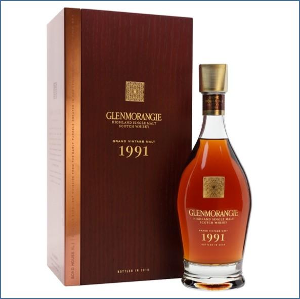Glenmorangie Grand Vintage 1991 70cl 43%