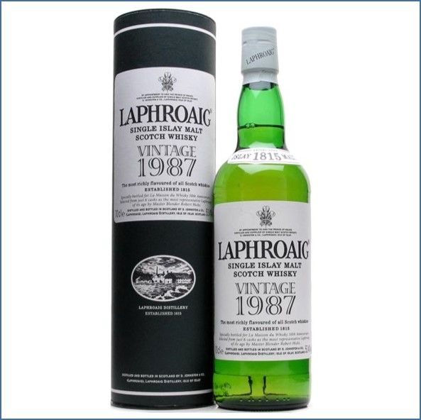 Laphroaig 19 Years Old 1987 70cl 53.4%