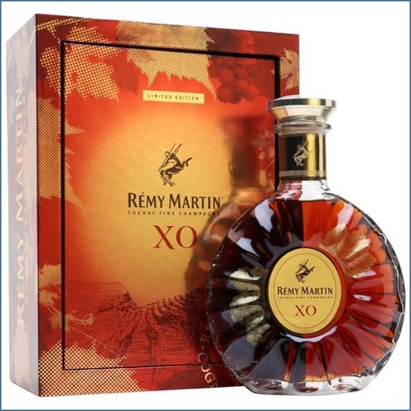 Remy Martin XO Cognac Xmas 2019 Gift Box 70cl 40%